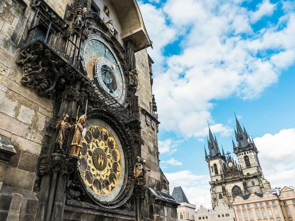A Walk Through Golden Prague