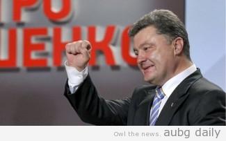 Ukrainian President Petro Poroshenko Source: foxnews.com
