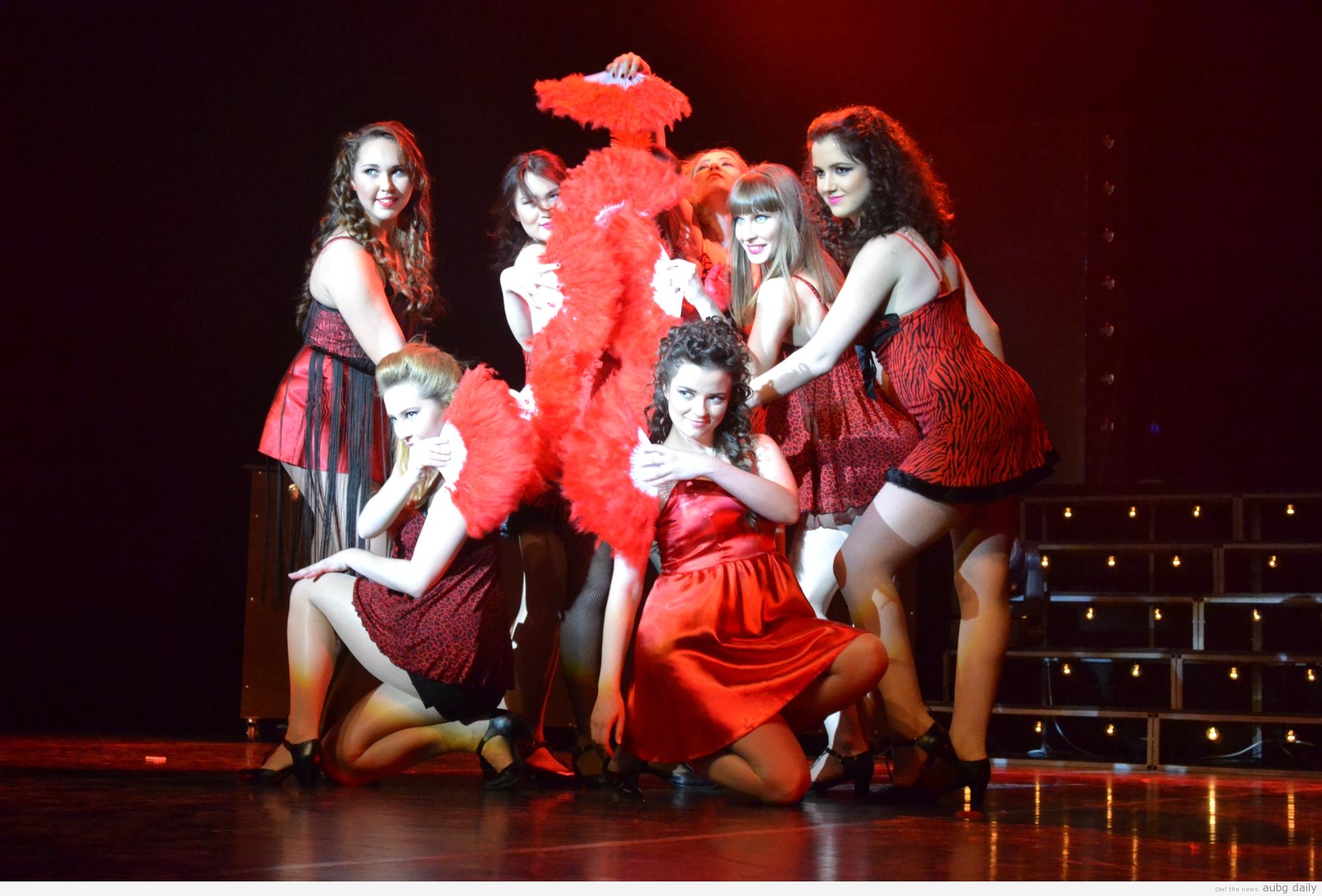 Burlesque: The Musical
