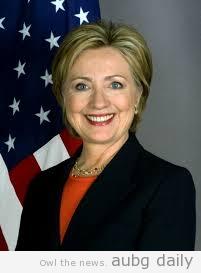 Hillary Clinton Source: wikipedia.org