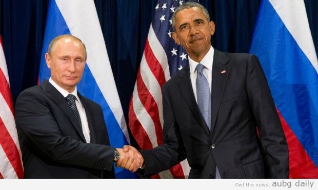Barack Obama and Vladimir Putin  Source:http://www.ctvnews.ca