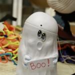 Scary Ghost Photo Credits: Desislava Panayotova
