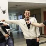 Halloween Spirit with Akri Cipa, Sadi Qevani and Endi Haxhiraj Photo Credits: Desislava Panayotova