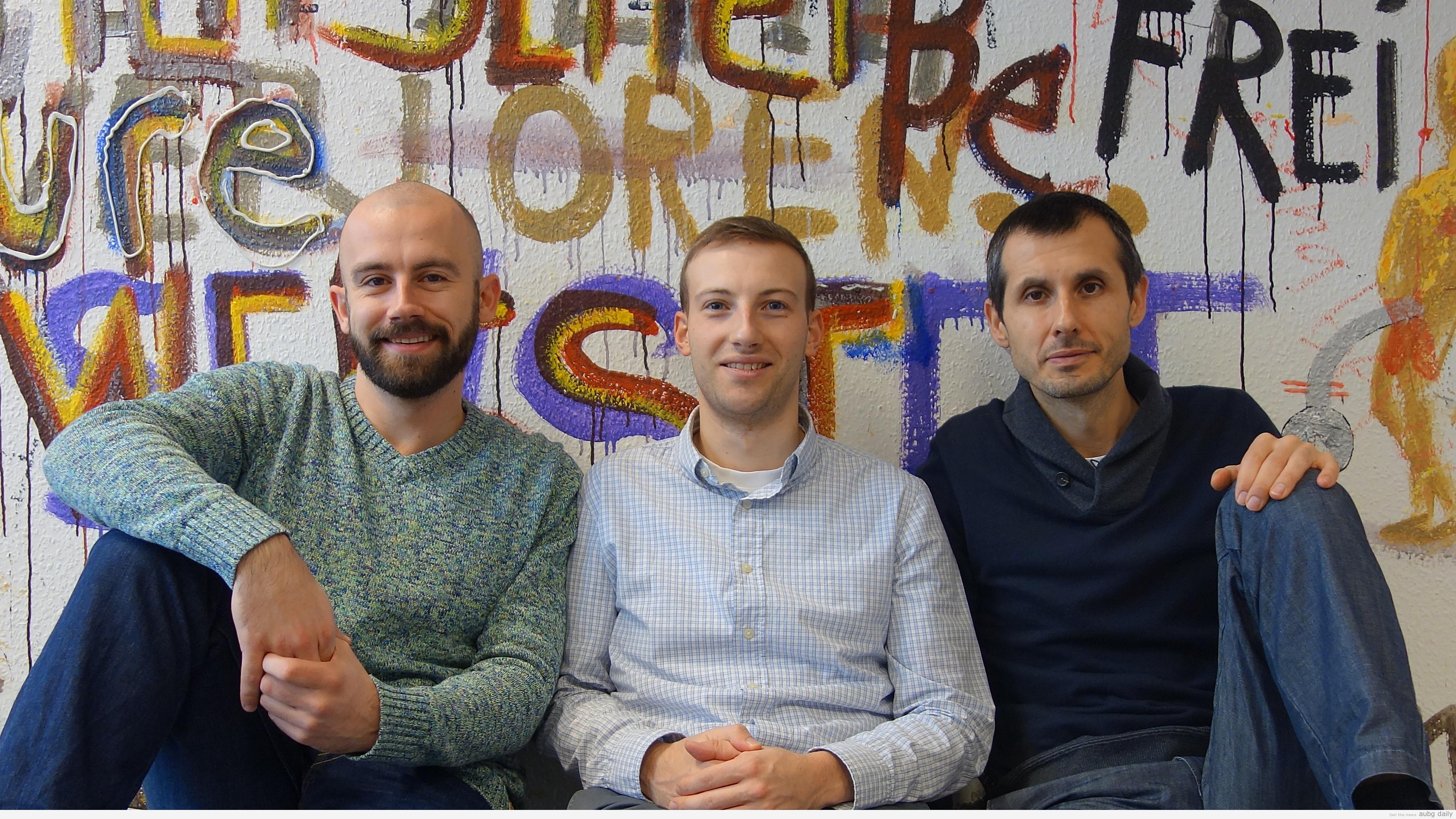 Ivo Sabev, Atanas Sechkov, Angel Nikolov