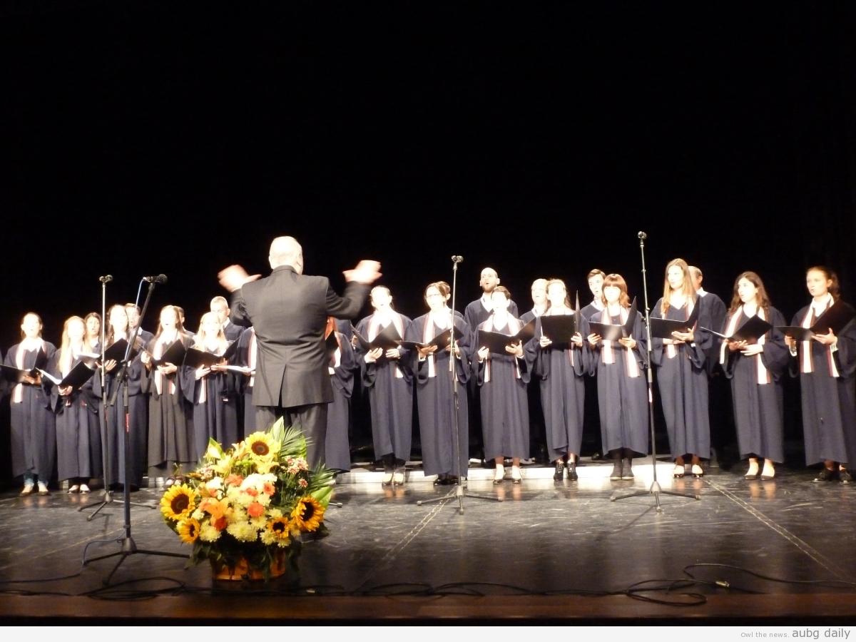 AUBG Choir