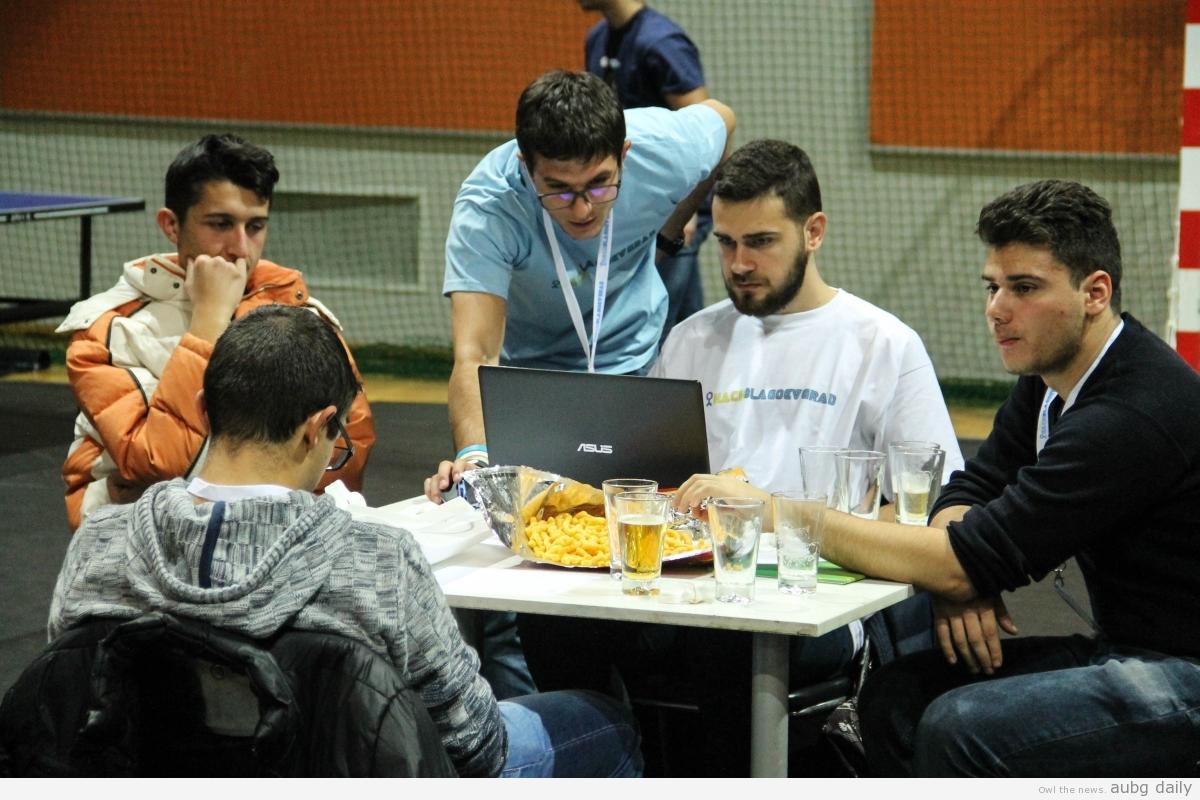 Hack to the Next Level: HackBlagoevgrad