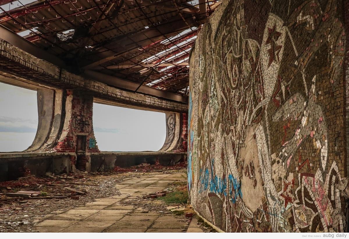 Mosaics, Dimitar Bratovanov for AUBG Daily
